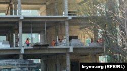 В Севастополе ввод недвижимости вырос на 50% за год