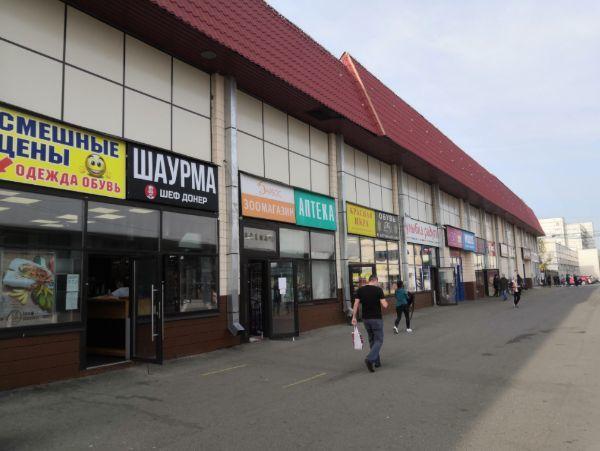 В Москве построят крупный торговый центр у «Черкизовской»