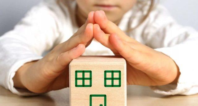 В России могут появиться алименты на жилье для ребенка