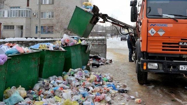 Предложение: определять тарифы на вывоз мусора по уровню доходов