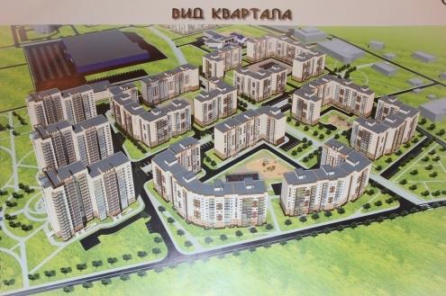 В Омске возведут новый микрорайон эконом-класса