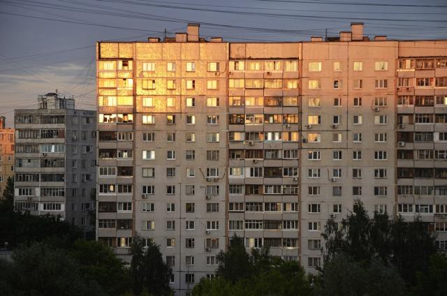 9% россиян снимают жилье