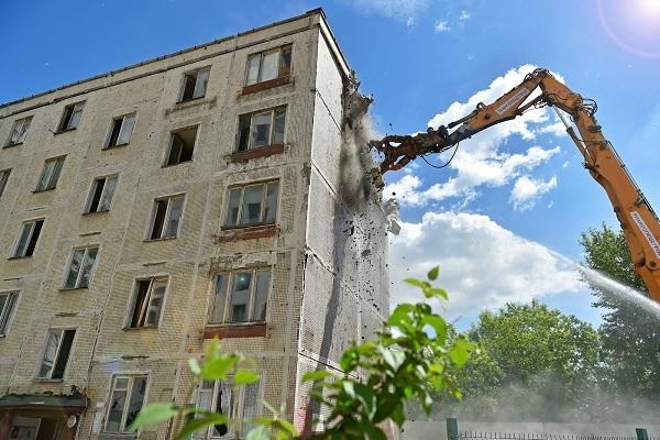 Список домов под снос в Москве от 2 мая 2021 года: адреса