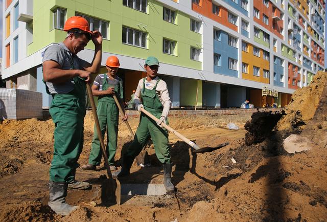 Власти не смогут выполнить нацпроект «Жилье и городская среда» на 100%