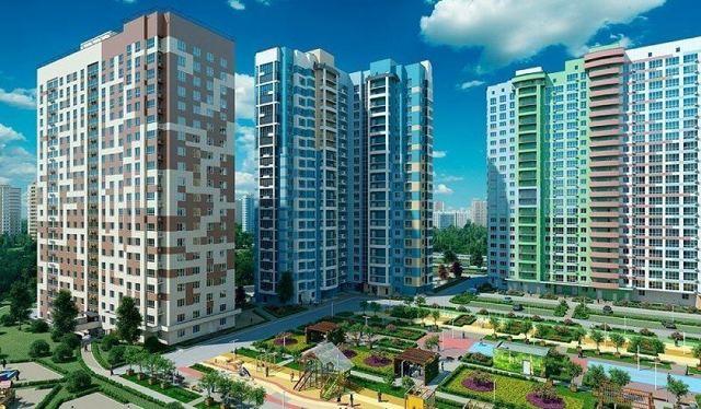 В Москве с начала 2021 года продано больше жилья в новостройках, чем за весь 2021-й