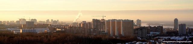 Рейтинг городов России по высотности домов