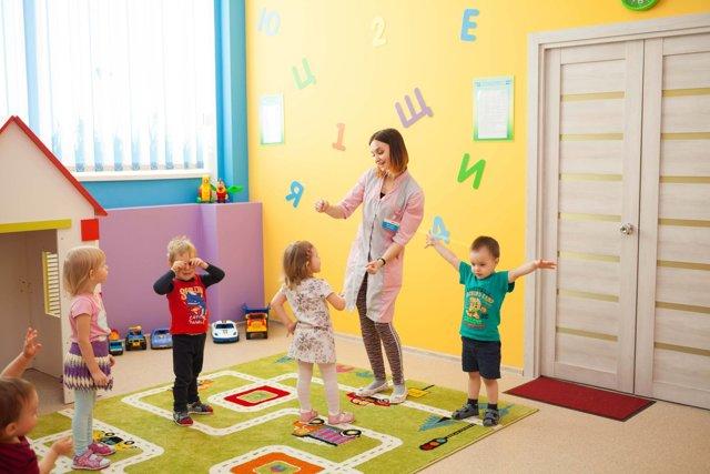 Детские сады теперь можно размещать на первых этажах многоэтажек