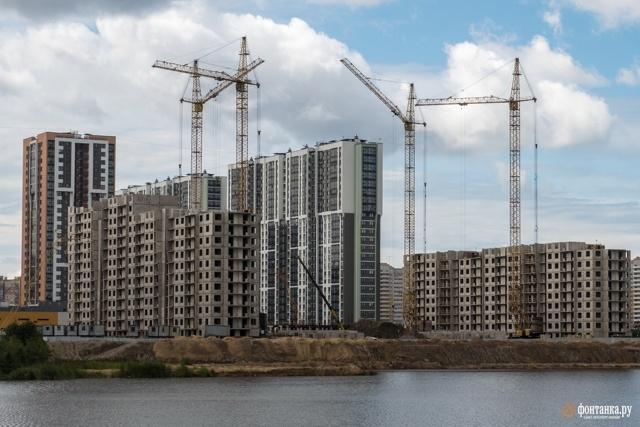 В Петербурге в 2021 году на 15% выросли продажи новостроек