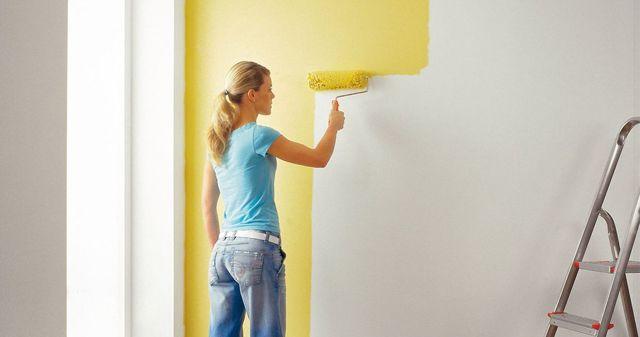 Покрасить стены как профессионал: 5 этапов