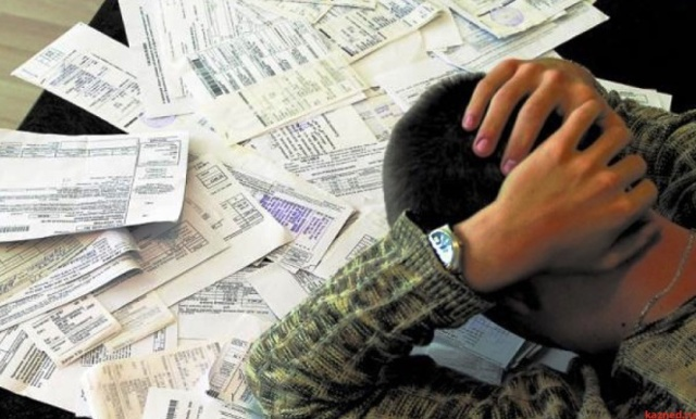 Услуги ЖКХ теперь отключают даже за небольшой долг