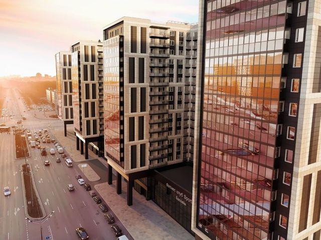 В Петербурге, на В. О., построят апарт-отель