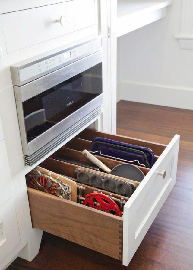 Как легко поддерживать порядок на кухне?