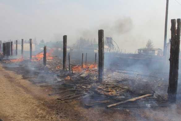 Предложение: изымать земли у несоблюдающих противопожарные требования