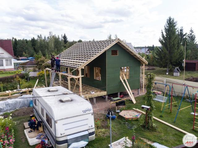 Снес дачу, построил дом – как его регистрировать?