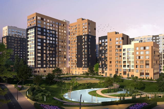 В Новой Москве застройщики стали предлагать больше двухкомнатных квартир
