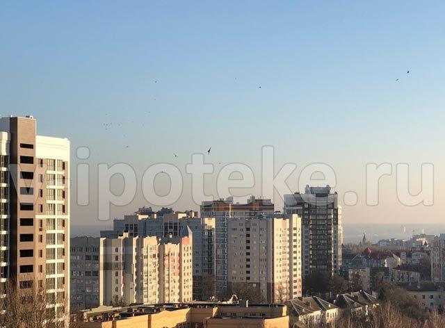 Ставка ипотеки в России вернулась к уровню 2021 года