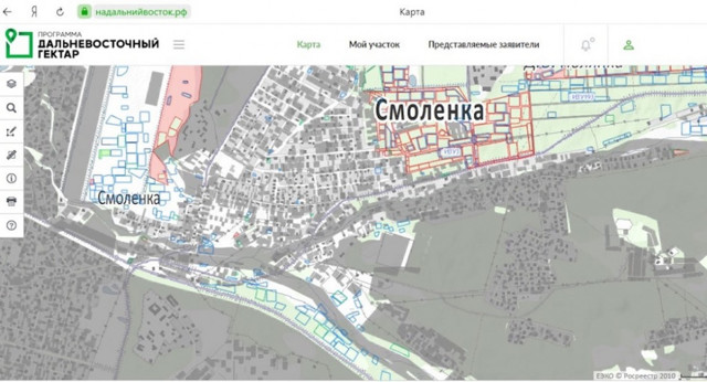 Больше всего бесплатных гектаров по госпрограмме выдали на Колыме