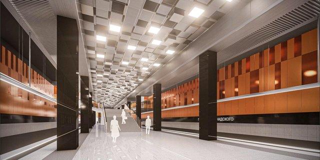 Метро до Рассказовки в Москве построят уже в 2021 г.