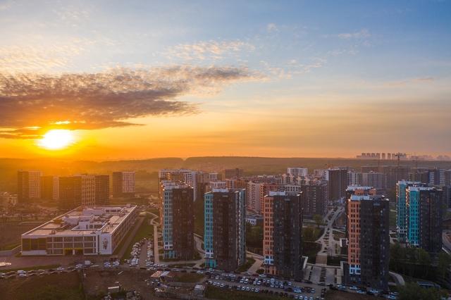 В Новой Москве стало больше панельных новостроек
