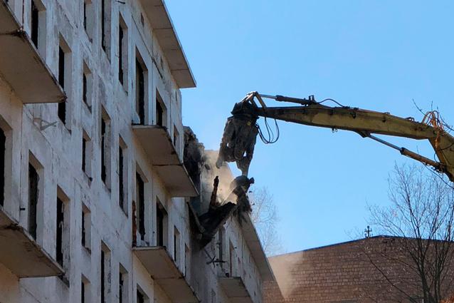 Госдума повторно рассмотрит вопрос об изъятии жилья при комплексной застройке