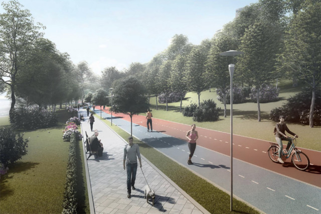 В Подмосковье построят большой ЖК с индустриальным парком