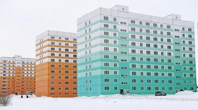 Объемы выдачи ипотеки в России за год выросли почти на 70%