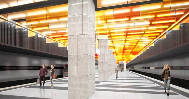 Районы Москвы, куда метро придет до 2021 года