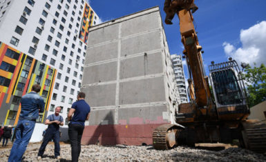 В ряде городов исторический центр сносят по программе расселения