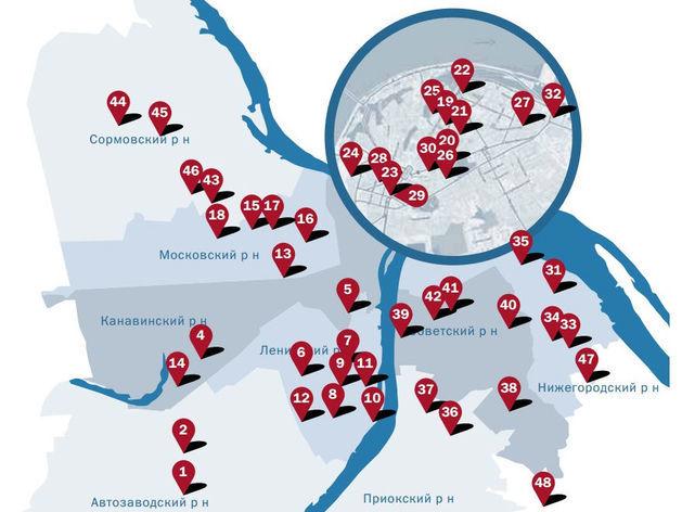 22 тысячи кв. метров квартир для военных построят в Нижнем Новгороде