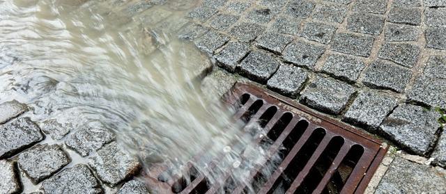 В Петербурге система ливневой канализации будет обновлена