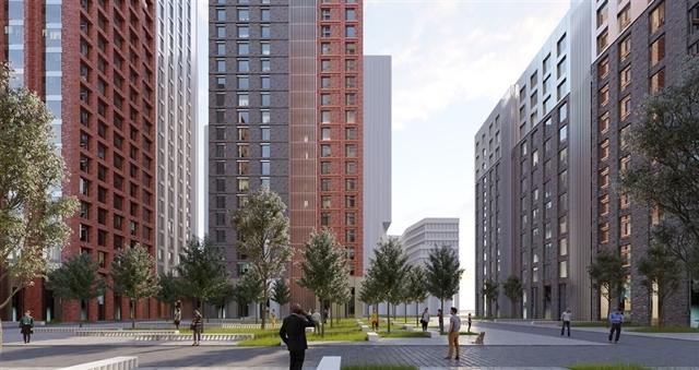 В Москве в августе было продано рекордное количество квартир бизнес-класса