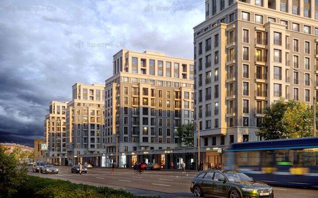 ГК ПИК выйдет на рынок Петербурга в 2021 году