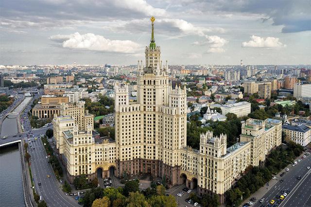 Самый высокий ЖК в Москве будет построен на Ленинском проспекте