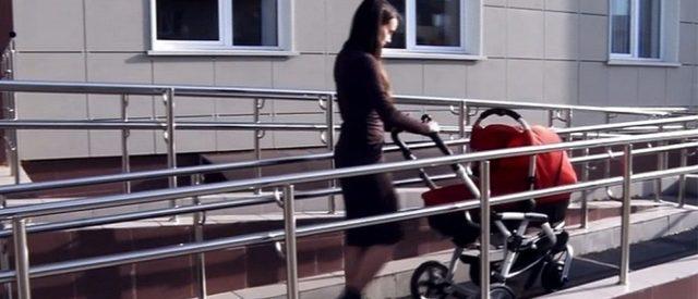 УК отключает подъемник для инвалидов – кому жаловаться?