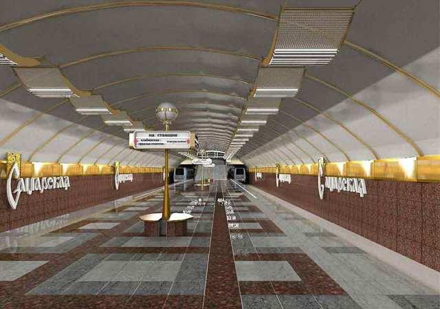 В Самаре построят новую ветку метро длиной 10 км