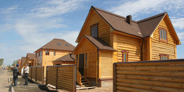 Россияне смогут получать льготные кредиты на покупку деревянных домов