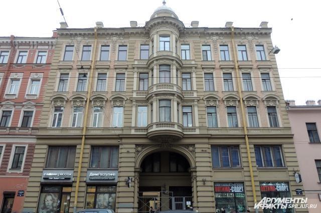 В Петербурге вскоре начнется заселение первого доходного дома