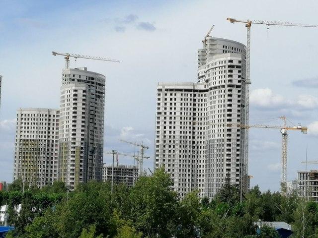 В Подмосковье запретили строить дома выше 9 этажей