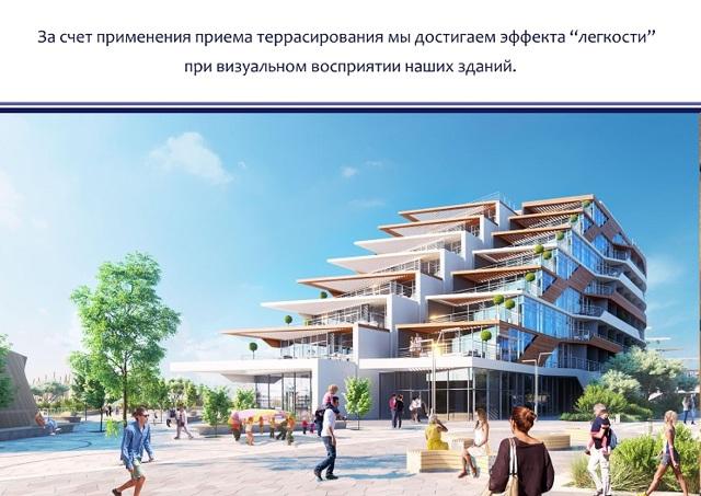 В Крыму построят крупный жилой комплекс и туристический центр