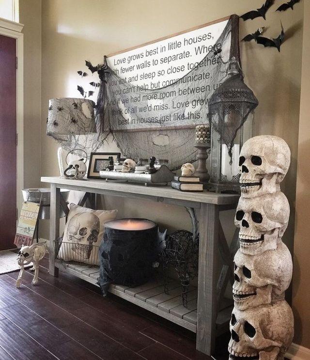 Хэллоуин: как подготовить свой дом к празднику?
