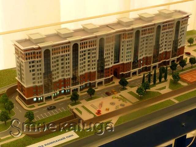 ГК «ПИК» построит в Калуге ЖК «Маршал» с музеем Жукова