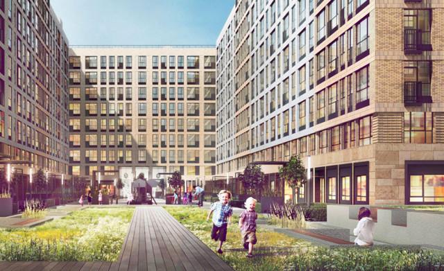 В Петербурге Glorax Development построит МФК на Лиговском проспекте