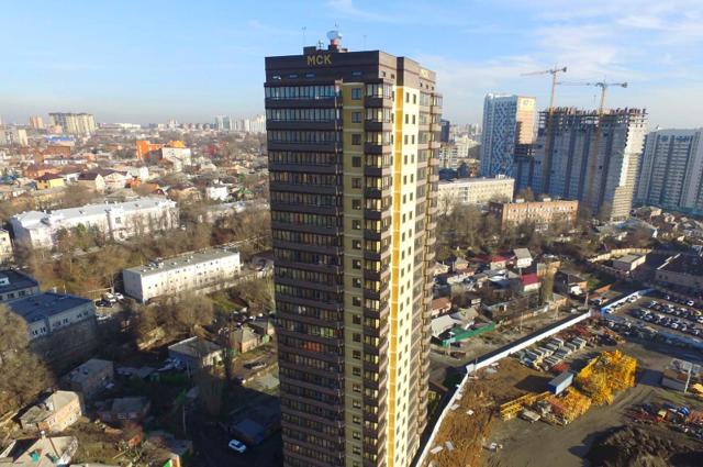Ростовский застройщик построит микрорайон в Краснодаре