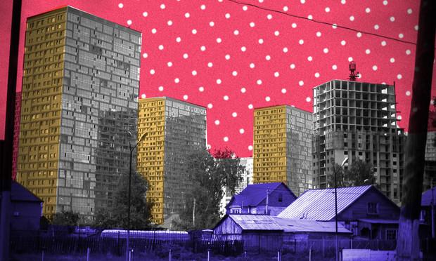 В Новосибирске построят «город-парк» на берегу реки