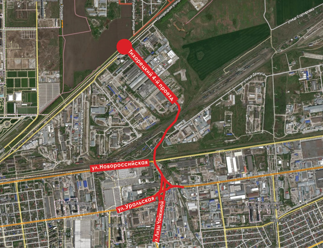 В 2021 году в Краснодаре заработает Восточная промышленная зона