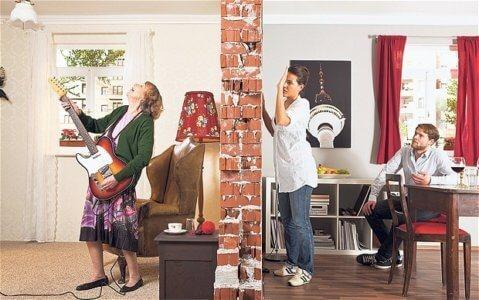 Мои соседи постоянно шумят – что делать?