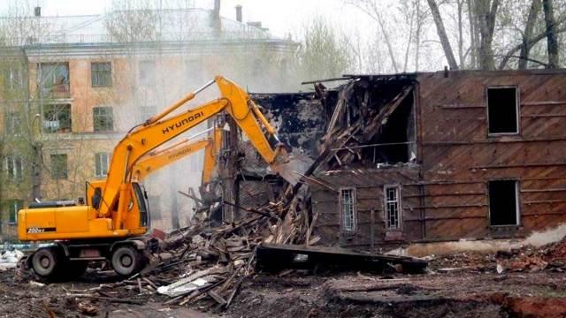 Кадастровая палата уточнила, какие дома в особых зонах снесут