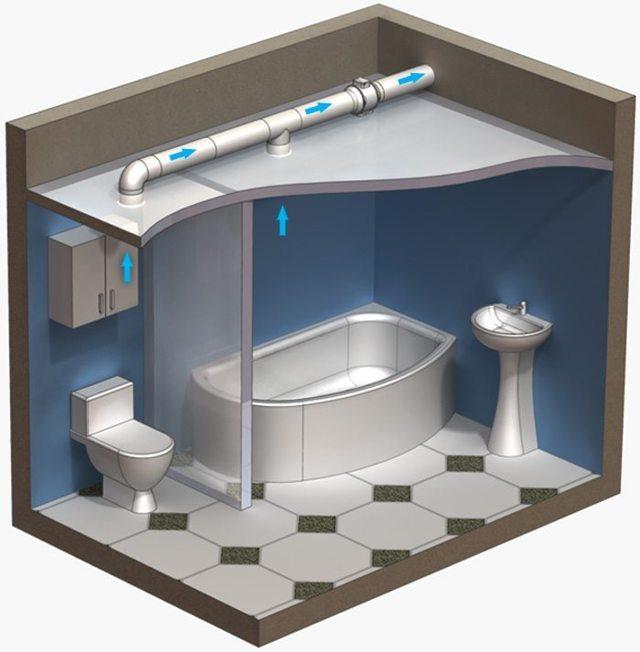 Можно ли сделать санузел в жилой комнате?