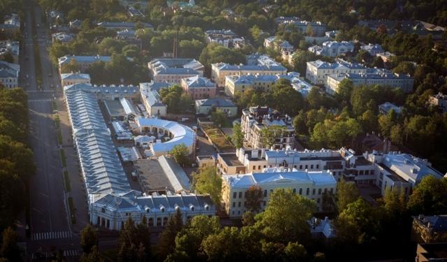 В Пушкинском районе Петербурга появится 2 новых ЖК