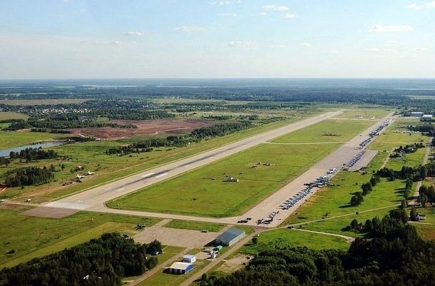 Жилье разрешат строить рядом с аэропортами
